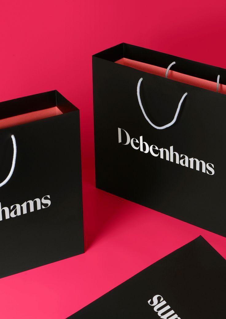 just do a bit  clothing packaging debenhams shopping fun