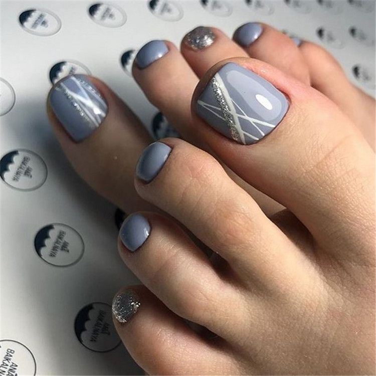 Clever fashion design manicure and decoration  Page 7 of 20 is part of Sparkly Prom nails Awesome - As has been said many times, the thumb of the thumb falls below the picture  The patterned, stylish pedicure is a great opportunity to stand out and create a truly unique and unparalleled design