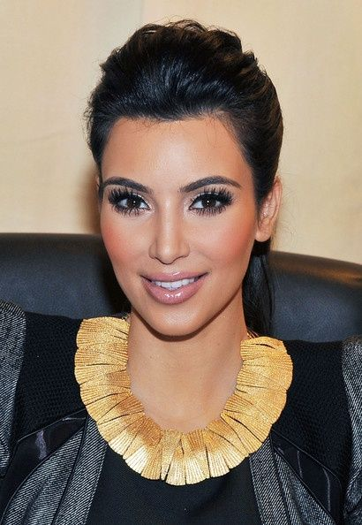 Top 20 Kim Kardashian Makeup Looks Kim Kardashian Makeup Looks