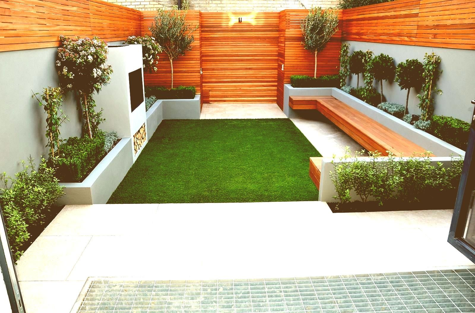Landscaping Small Garden Ideas On A Budget