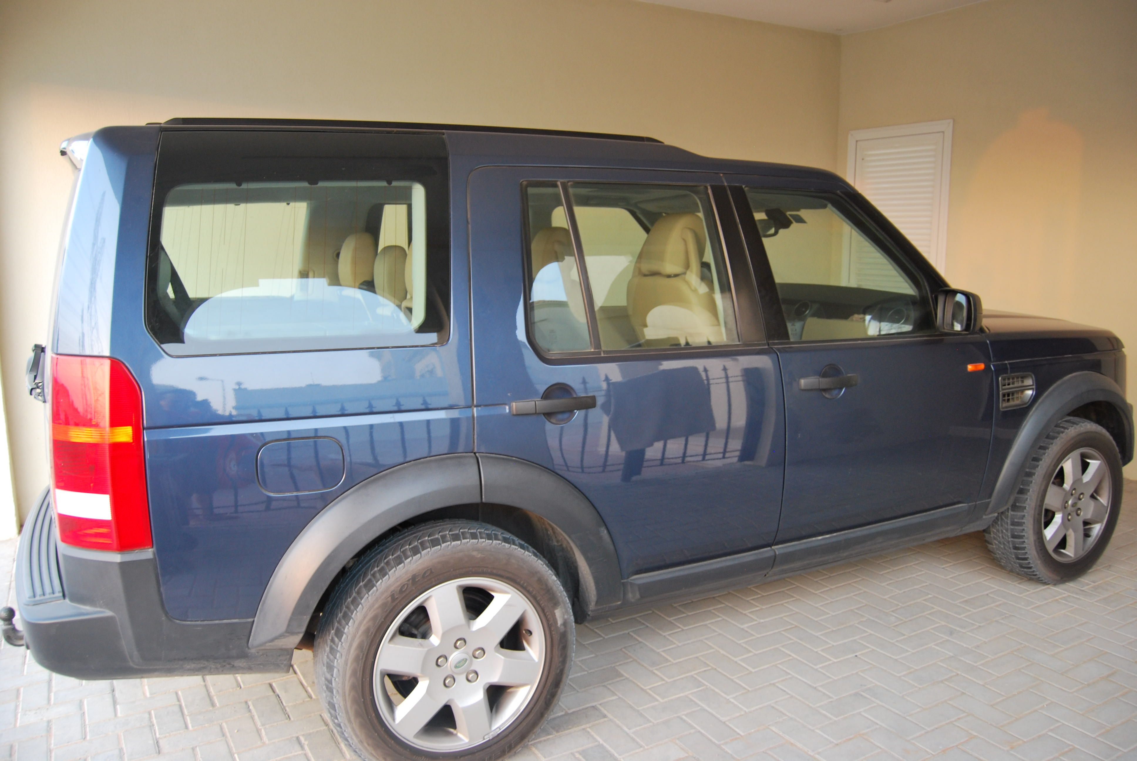 Land Rover Discovery 4.4 V8 HSE, 2006. Another dream came