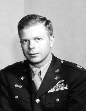 Major Richard Ira Bong