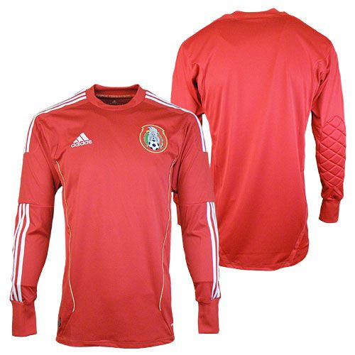 4bdc972b3c adidas Mexico 2011 2012 Goalkeeper Away Soccer Jersey