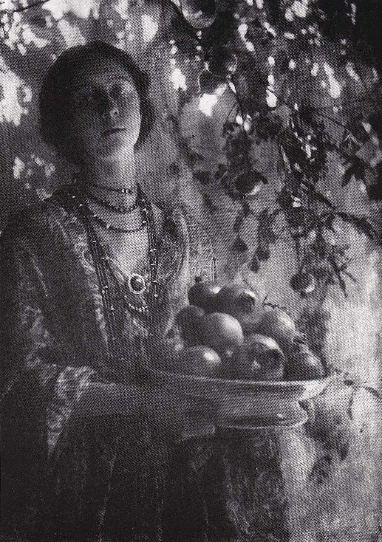 Minna keene decorative study number 1 pomegranates c 1906