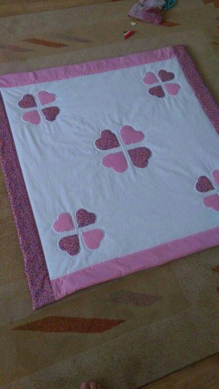 Derya Baykal bebek battaniye modeli