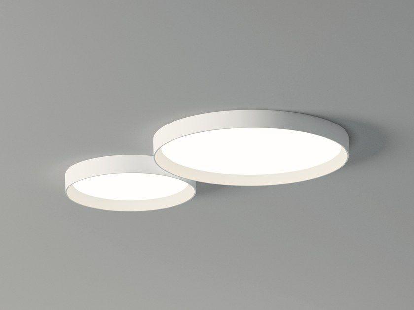 Lampe de plafond LED UP 4460 By Vibia design Ramos&Bassols