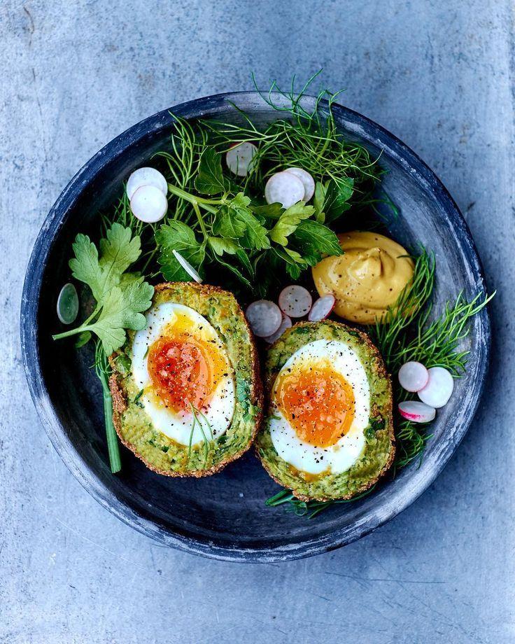Grazia sur Instagram: Vous dînez quoi ce soir ? A lire dans #Grazia de cette semaine, la recette de @jeannebcuisine et ses délicieux scotch eggs revisités