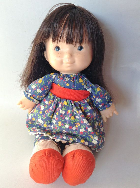 Fisher Price Jenny Doll Vintage 1973 By Thoughtfulvintage