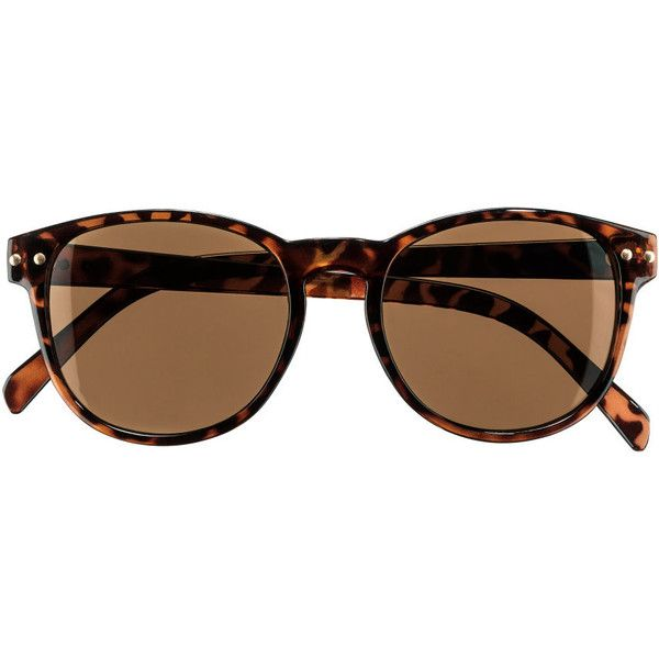 d053fe78a372a H M Sunglasses ( 8.82) ❤ liked on Polyvore featuring accessories ...