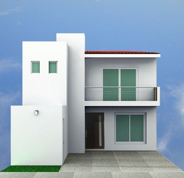 Fotos e imágenes de Fachadas de Casas Contemporáneas y Estilo - fachadas contemporaneas