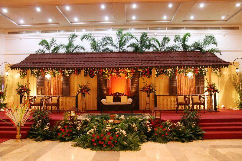 Dekorasi pernikahan, Dekorasi perkawinan, Pernikahan