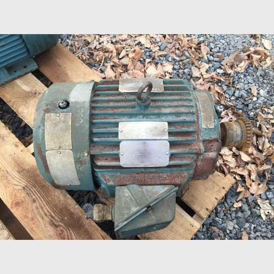 Reliance 10 Hp Electric Motor Electric Motor Electricity Electrical Equipment