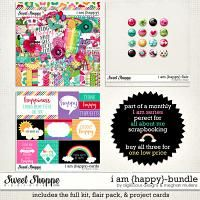 {I Am-Happy} Digital Scrapbook Collab Bundle by Digilicious Design and Meghan Mullens http://www.sweetshoppedesigns.com/sweetshoppe/product.php?productid=30507&cat=743&page=2 #digiscrap #digitalscrapbooking #digiliciousdesign #meghanmullens #iamhappy