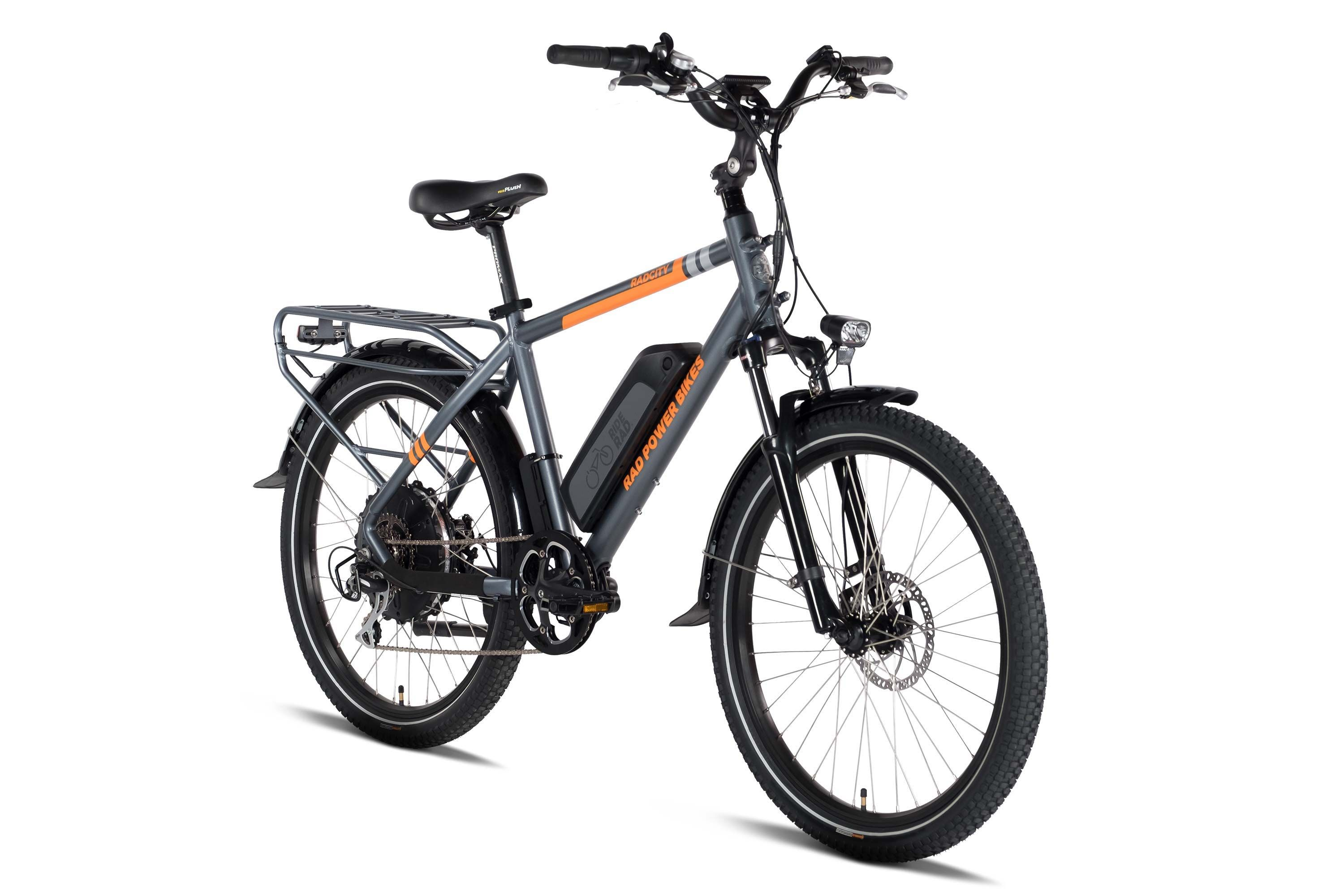 Radcity Electric Commuter Bike Version 4 Power Bike Electric