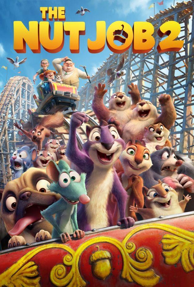 The Nut Job 2 Movie The Nut Job Kid Movies Full Movies