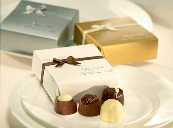 Lily O Briens Chocolate Favours Elite Collection 4 Choc Available At Lilyobriens Ie
