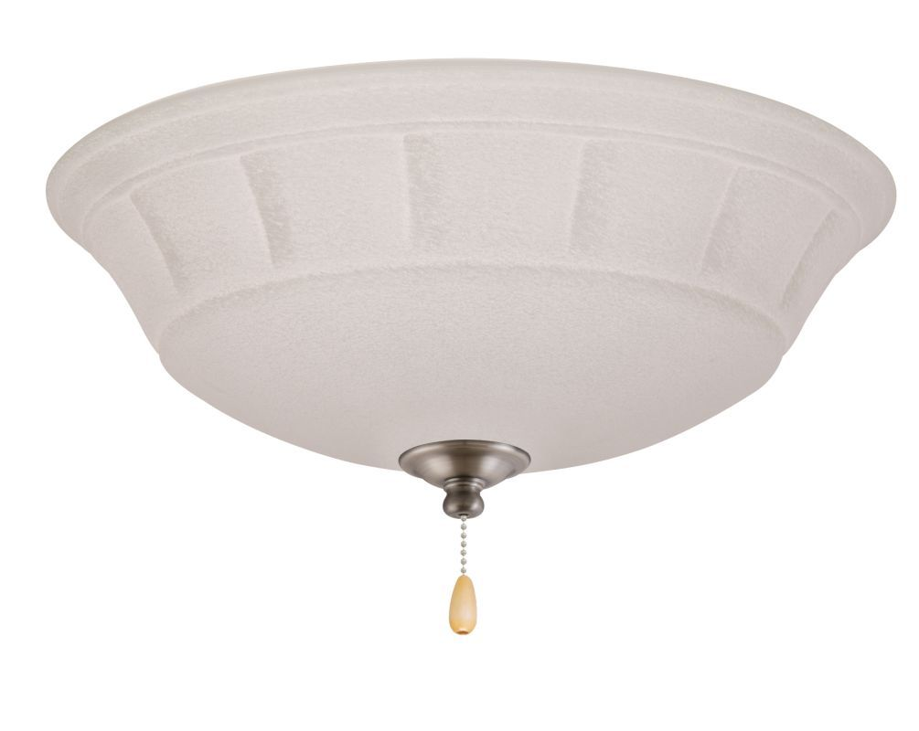 Emerson LK141 Grande 3 Light Ceiling Fan Light Kit Antique Pewter Ceiling Fan Accessories Light Kits Light Kits