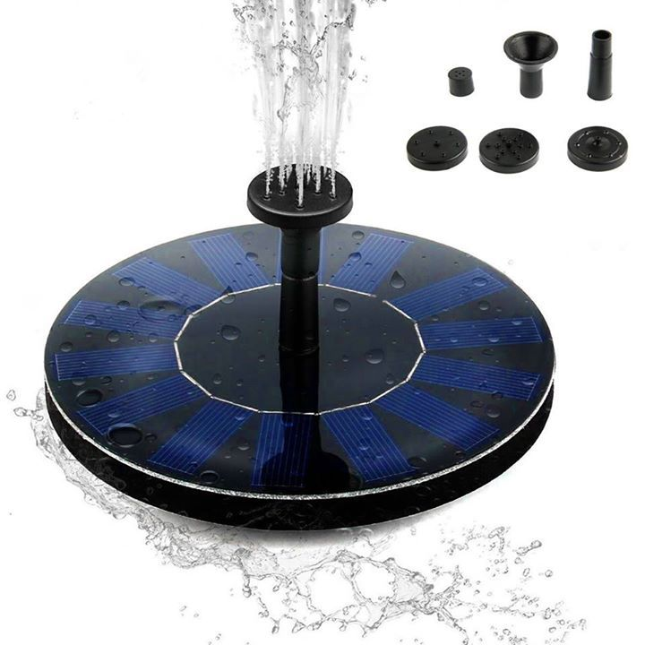 Aquarium Pond Water Garden Fountain And Commercial: US #reviewers Have A Good #news Oenbopo Solar Power
