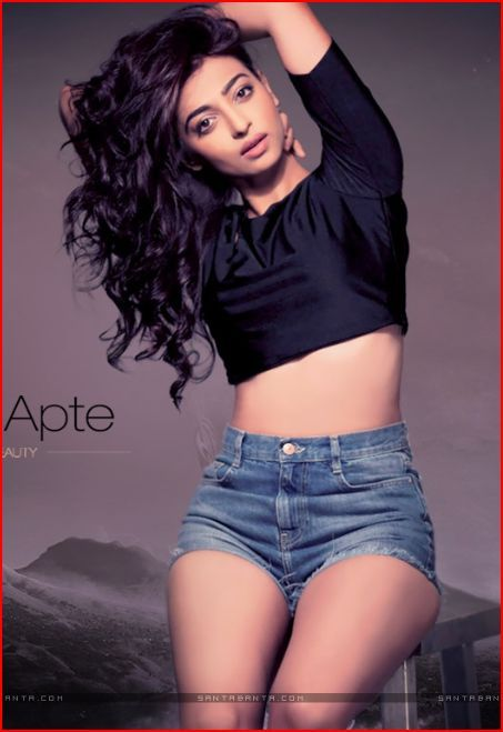 Marathi Actress Radhika Apte Marathi Actress Bold N Beautiful In