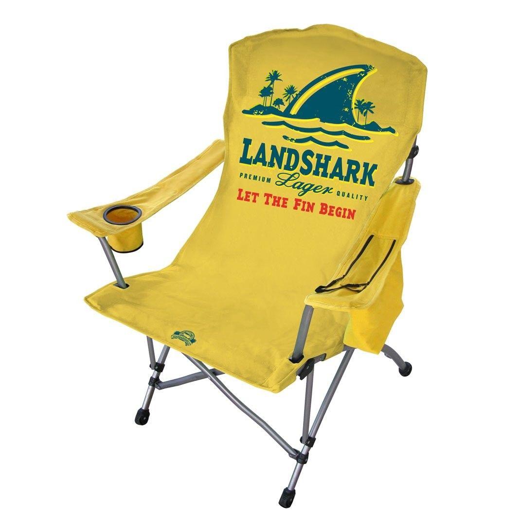 Landshark Folding Chair Jimmy Buffett Folding Chair
