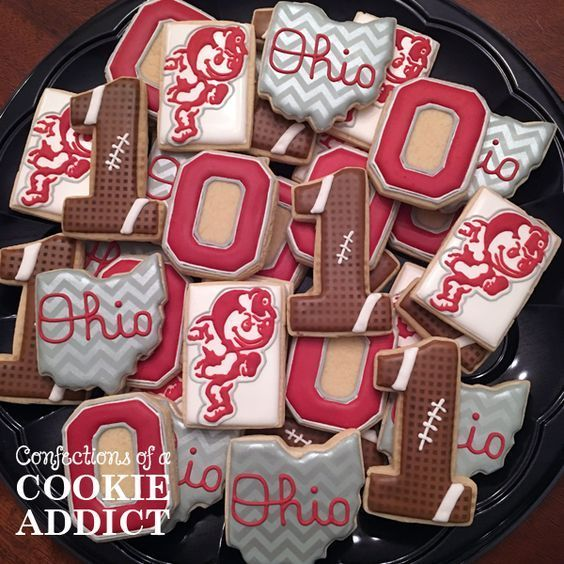 Ohio State Buckeyes Food College Football