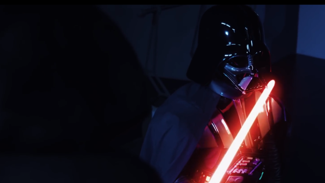 This Dark Star Wars Fan Film Perfectly Captures The Feel Of Darth