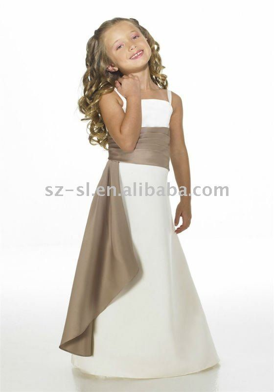 2012 flower girl dress girls pageant dresses prom dresses for 11 ...