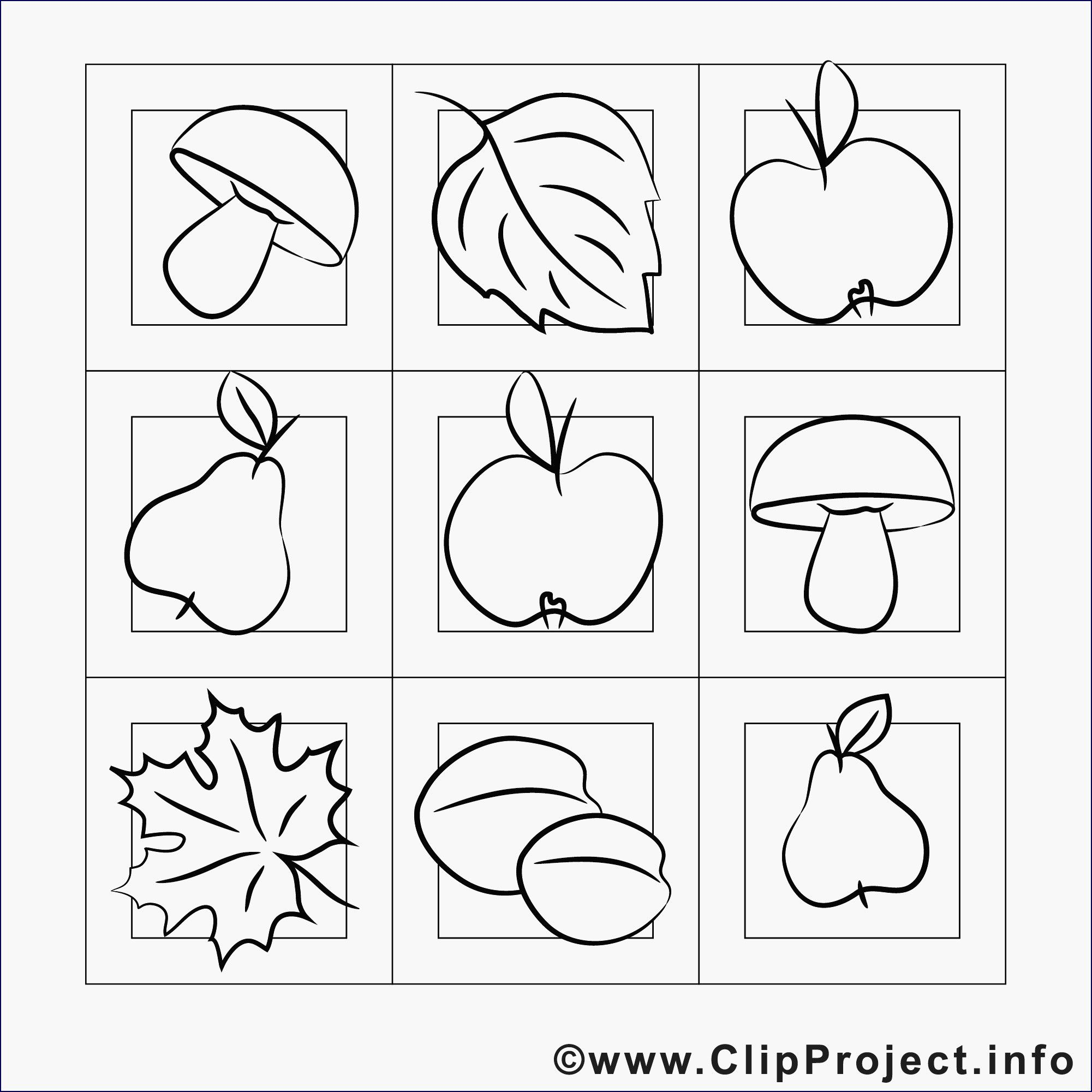 Imagini pentru malvorlagen herbst obst  Fall coloring pages