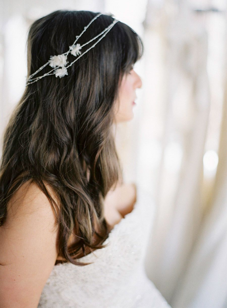 Wedding day hair from dove celebrity hairstylist mark townsend