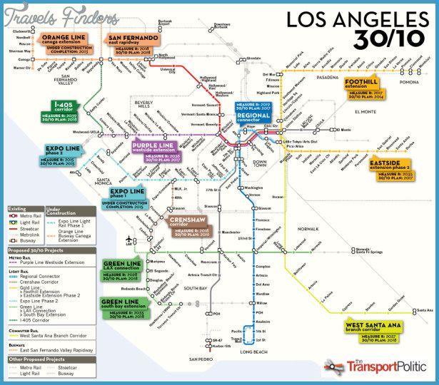 Santa Ana Metro Map Http Travelsfinders Com Santa Ana Metro Map Html Los Angeles Santa Ana Metro Map