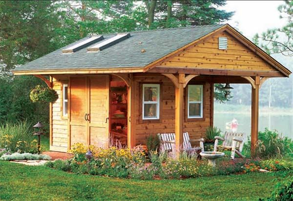 108 Free DIY Shed Plans  Ideas that You Can Actually Build in Your