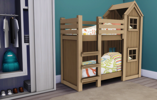 Etagenbett Sims 4 : Mattresses for toddler bunk beds sims 4 custom content