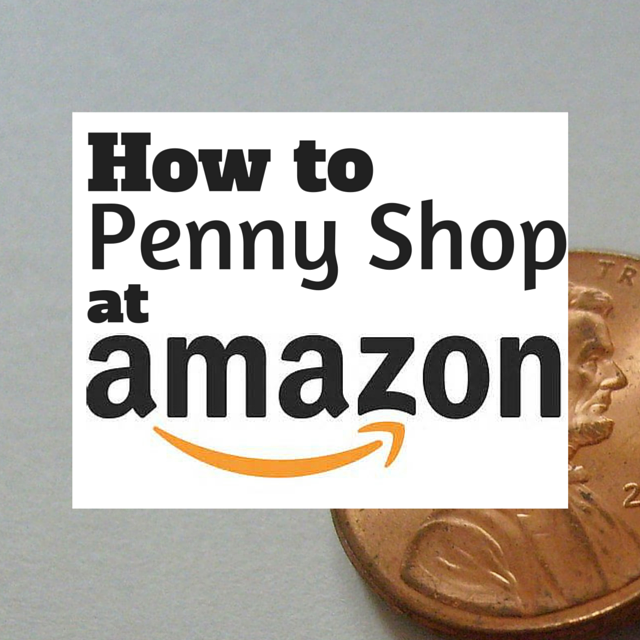Have you ever penny shopped on Amazon? What kinds of deals did you find?