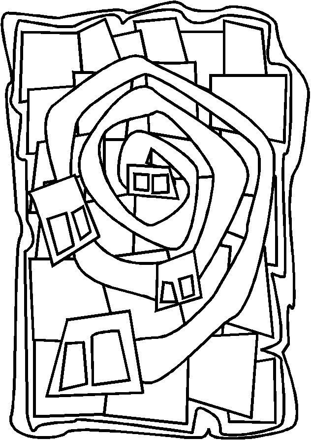 Academie De Toulouse Coloriage Les Arts Friedensreich Hundertwasser