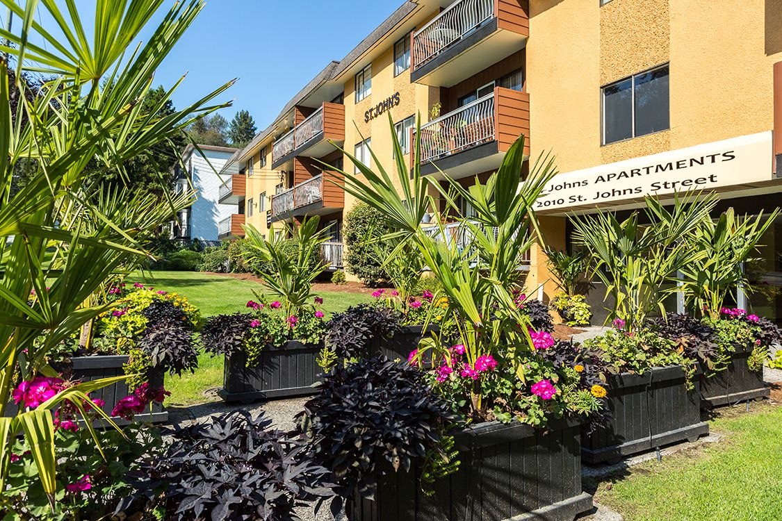 Apartments for Rent Port Moody St. Johns Apartments