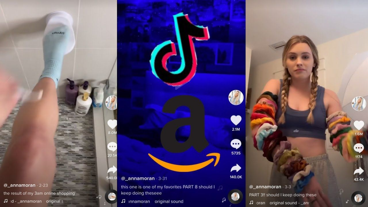 Amazon Finds You Didn T Know You Needed Until Now Tiktok Compilation Annazon Youtube Amazon Find Amazon Beauty Products Amazon