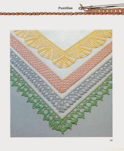 Pasatiempos entre hilos y puntadas: Colección de puntos crochet y dos agujas