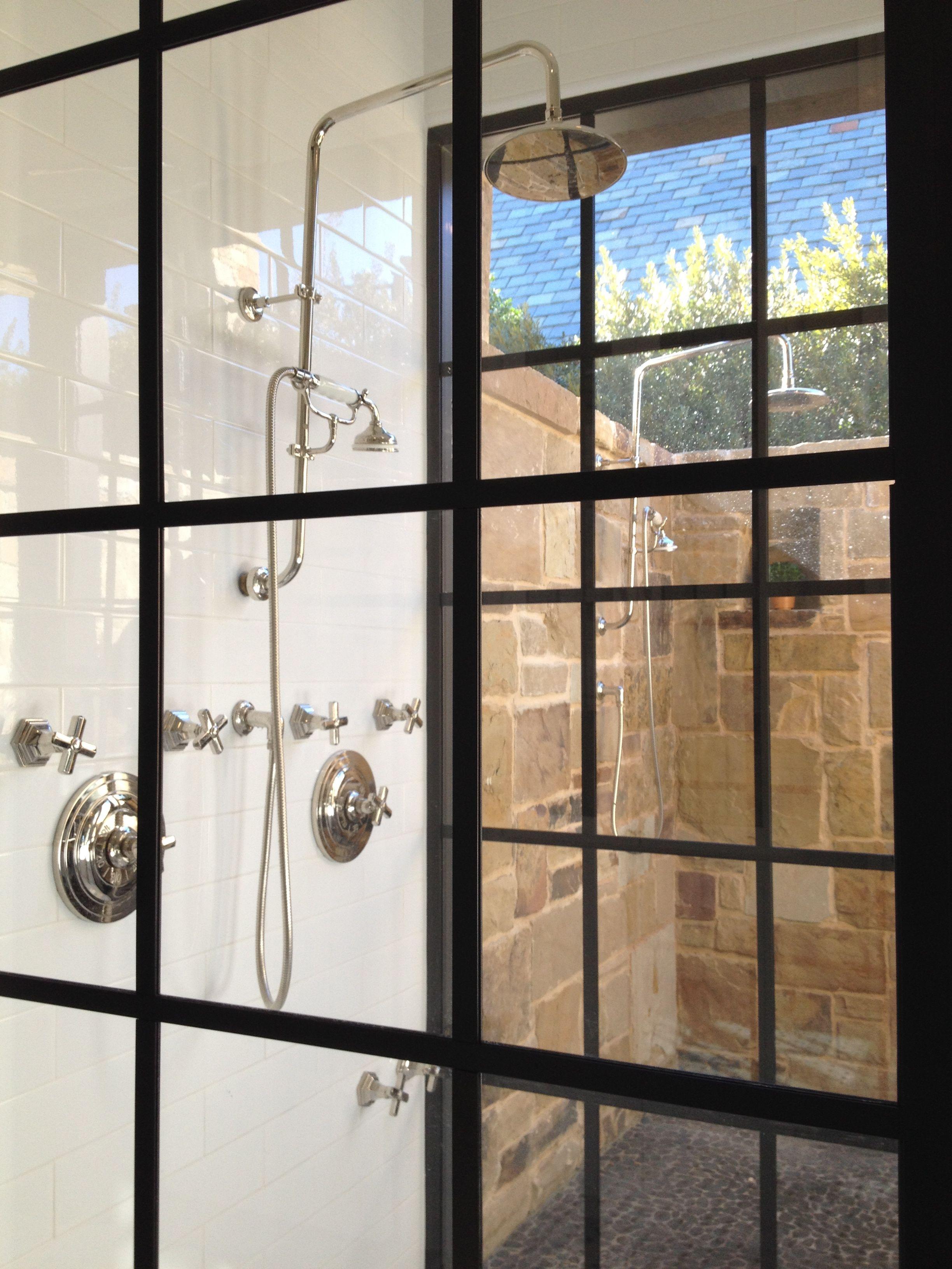 Indoor Outdoor Shower Designer Maryspangler Yahoo Com Dallas