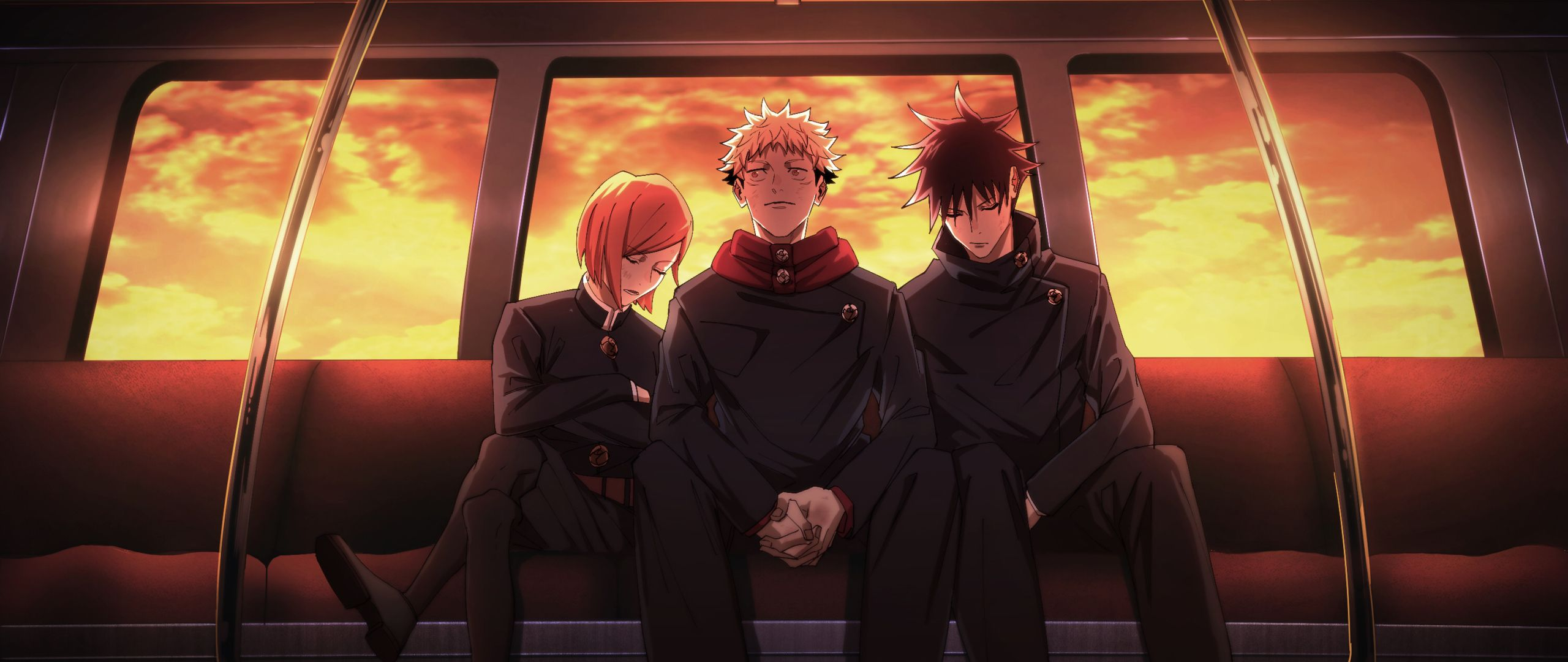 2560x1080 Jujutsu Kaisen Characters 2560x1080 Resolution Wallpaper Hd Anime 4k Wallpapers Images Photos And Background Wallpapers Den In 2021 Jujutsu Cute Anime Wallpaper Wallpaper Pc