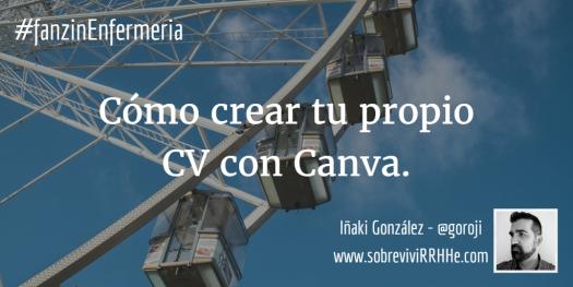 Cómo crear tu propio CV con Canva. Fanzines, Crear y
