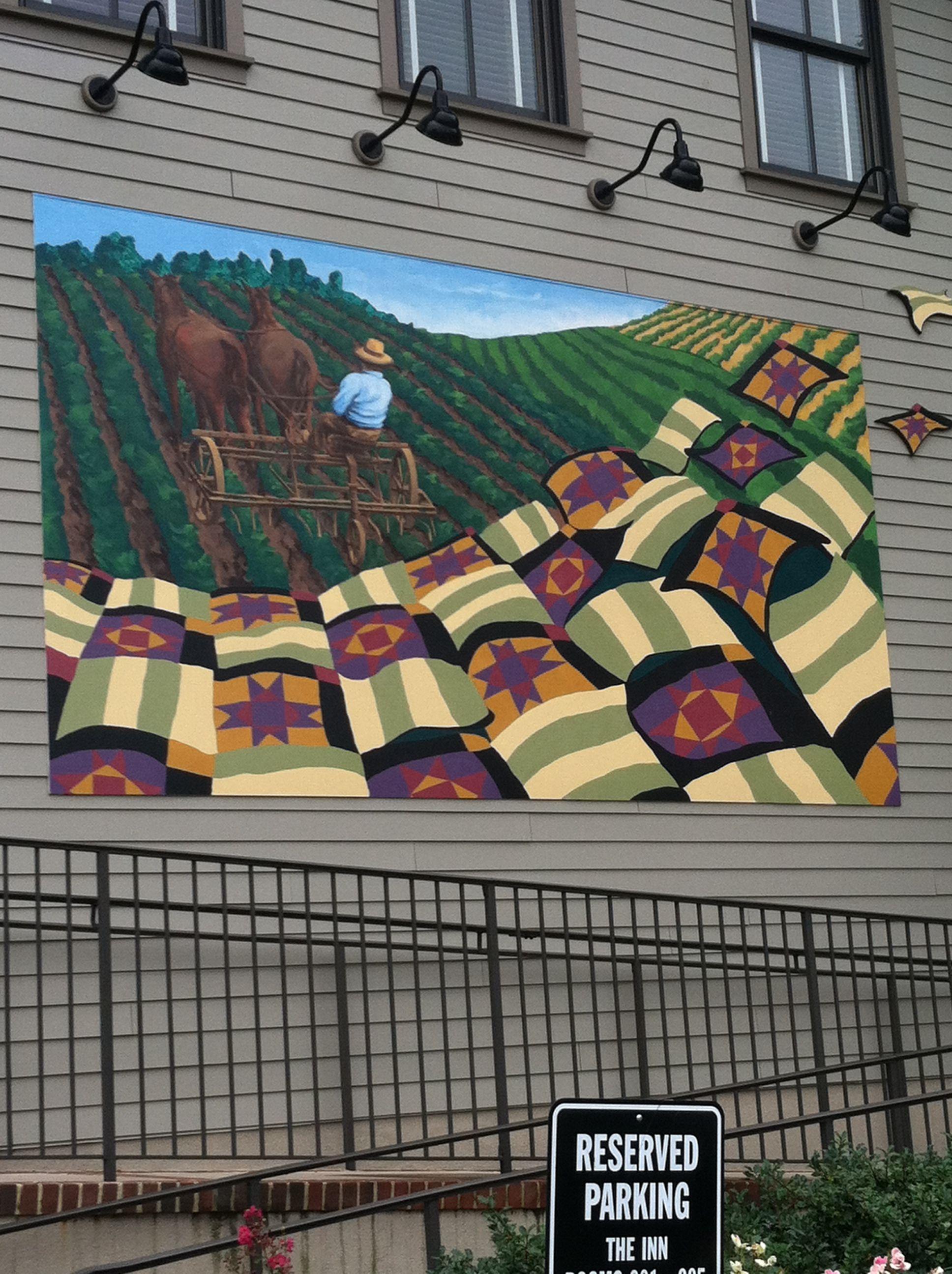 Quilt Shop In The Kitchen Kettle Village Shops Lancaster County Pa