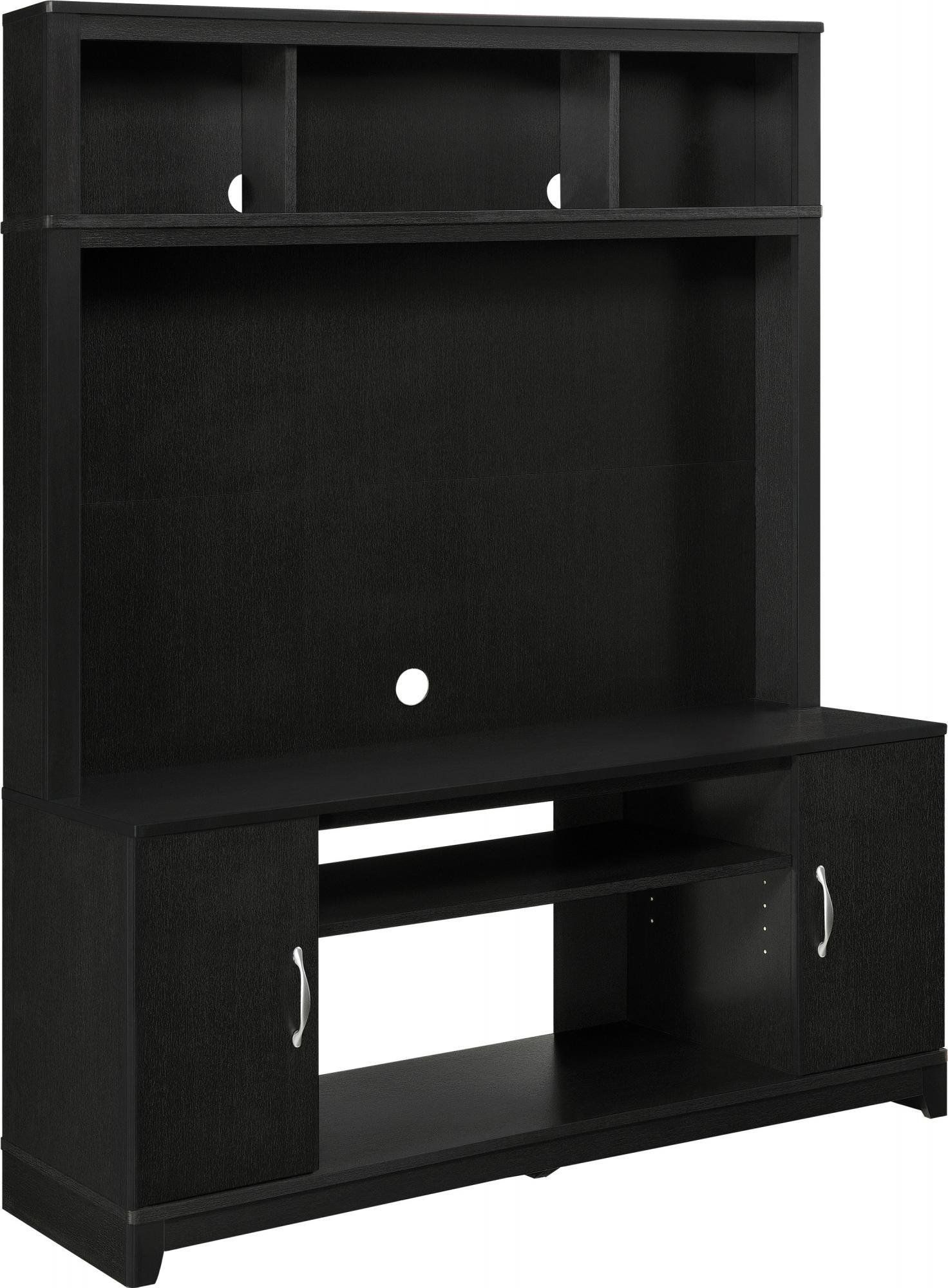 Ameriwood Home Woodland Entertainment Console Black Read more
