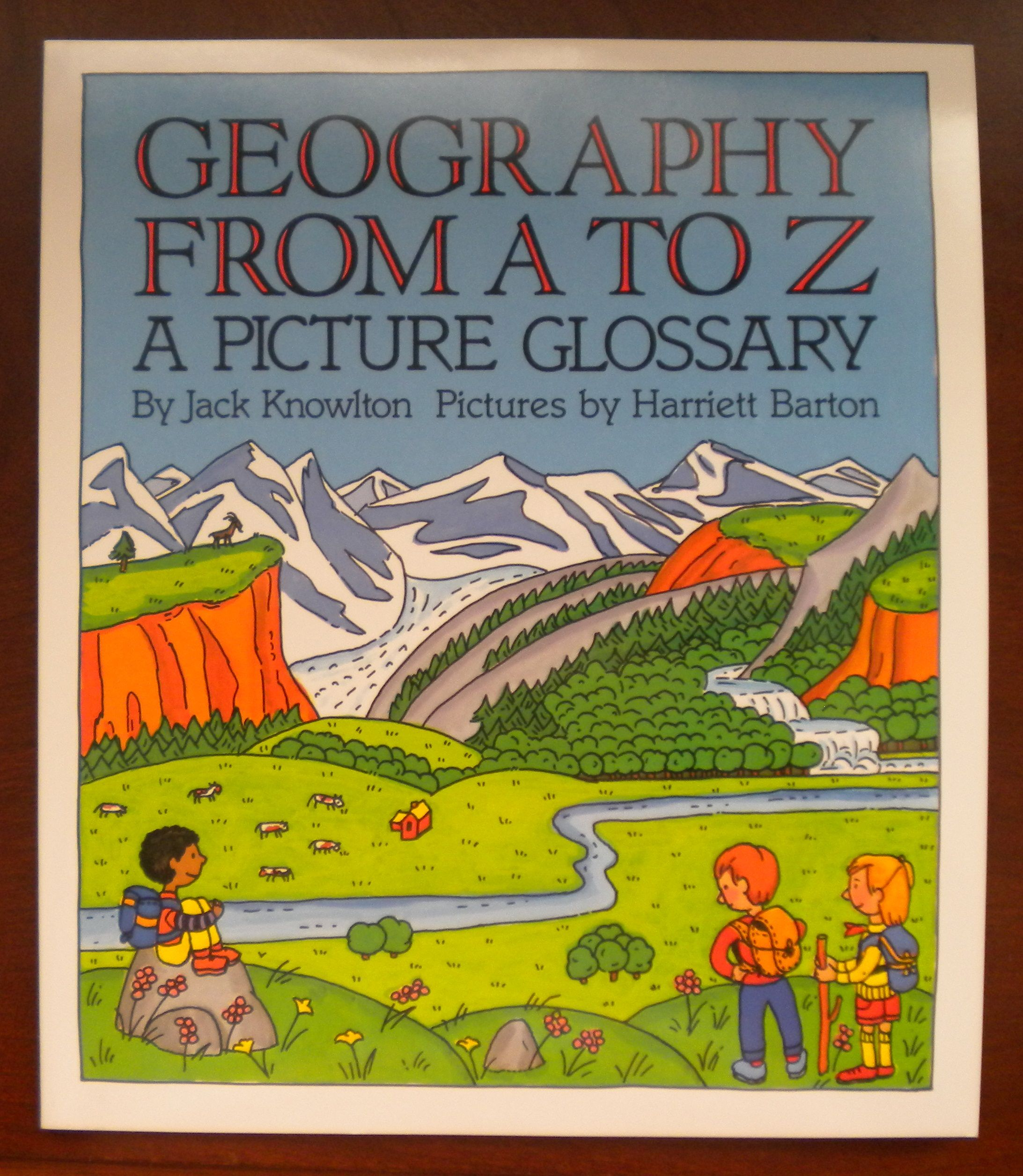 Grammar Stage Geography Introduction To Physical