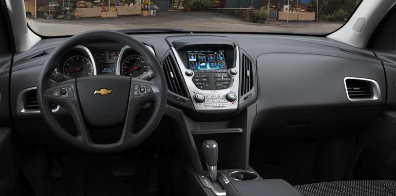 2017 Chevrolet Equinox Interior News Cars Report Fuel