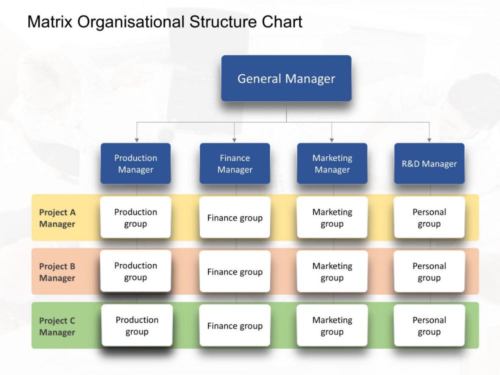 Matrix Organisational Chart In 2020 Organizational Chart Org Chart Infographic Powerpoint