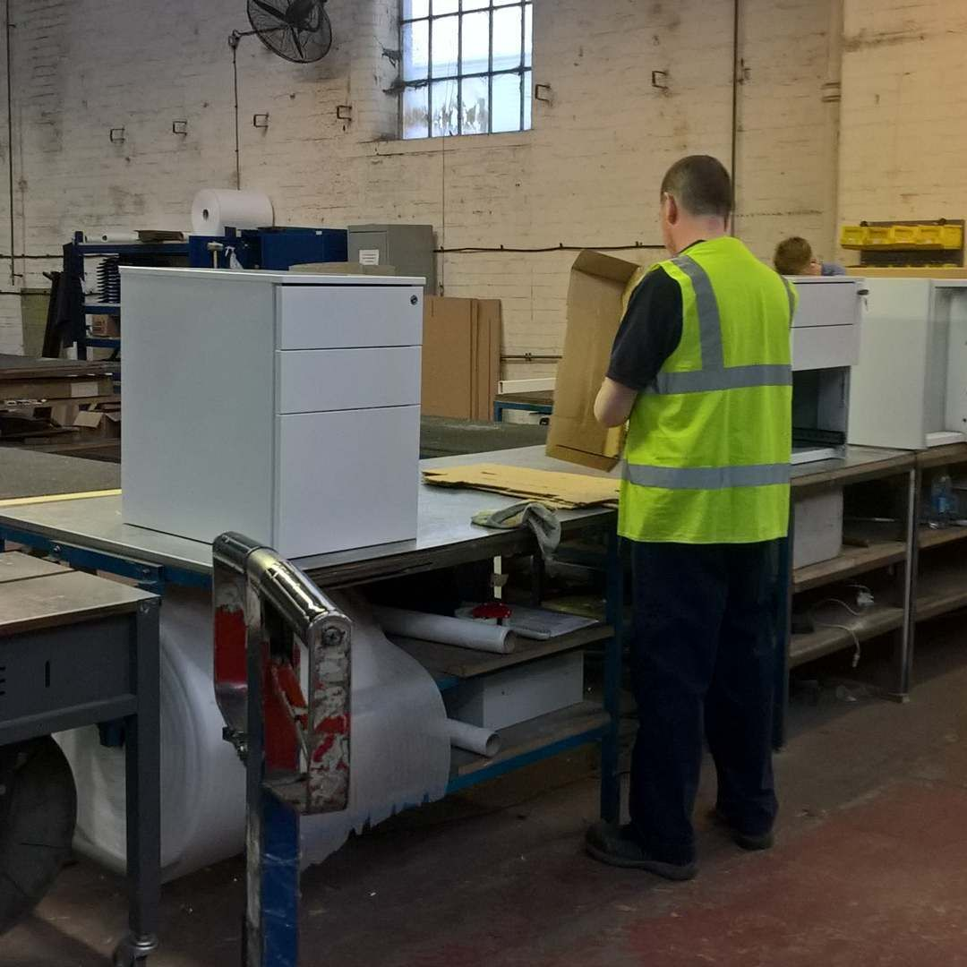 From the Factory | From the Flexiform Factory | Furniture