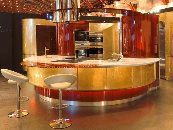 World's most expensive kitchen - Designed by Marazzi Designs ...