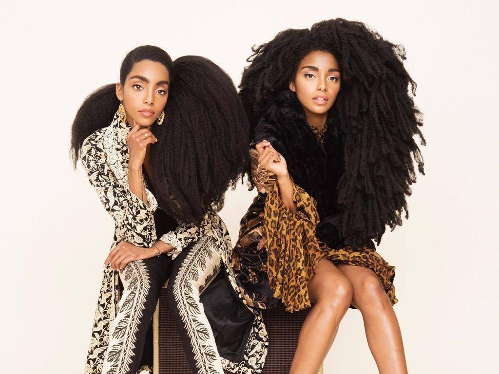 long 4c hair sisters | Beauty | Natural hair styles, How ...