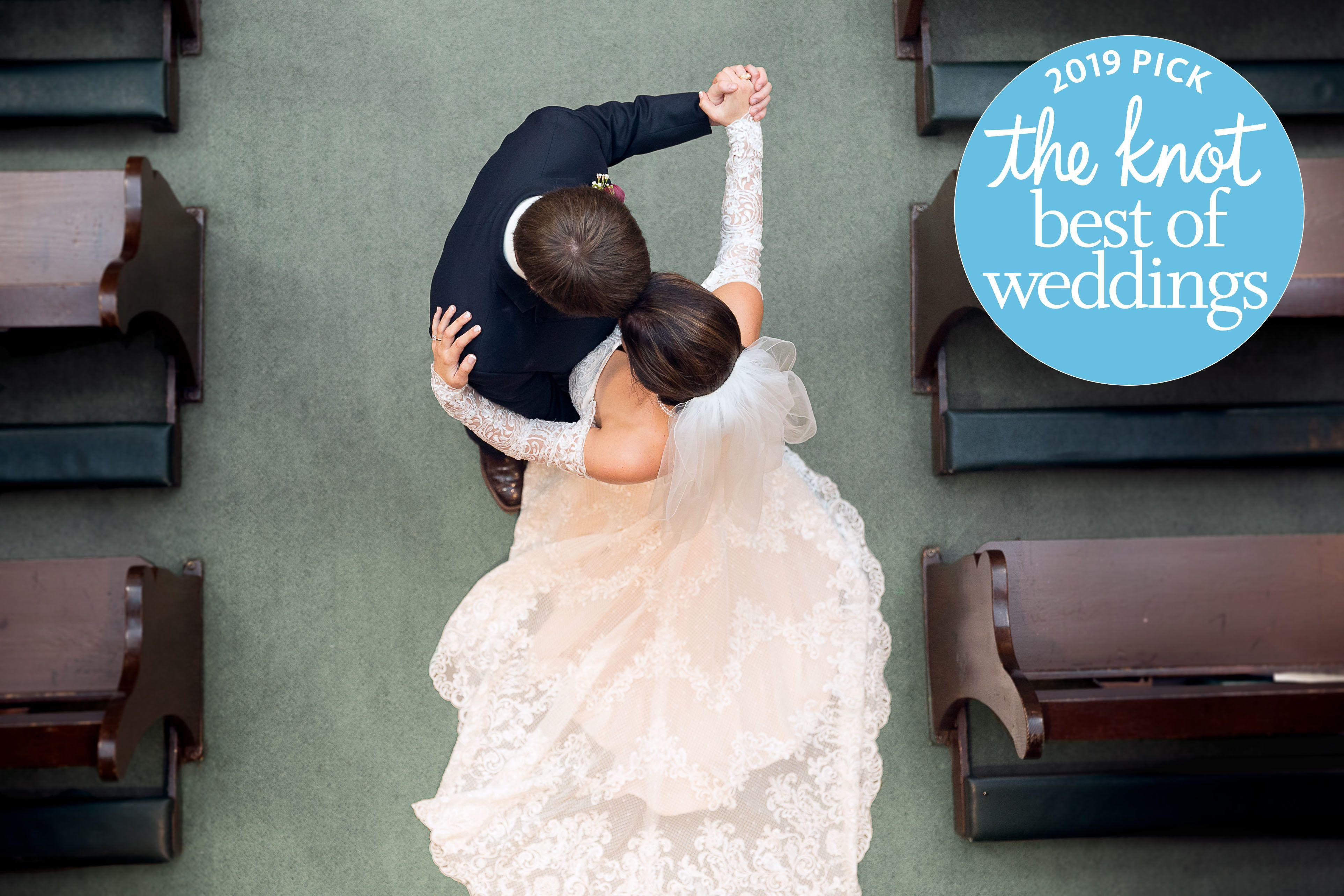 I found this great wedding vendor on The Knot! (With