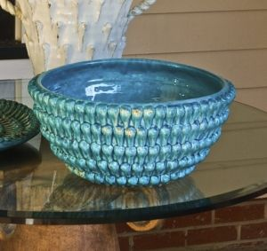 Vinci Turquoise Bowl